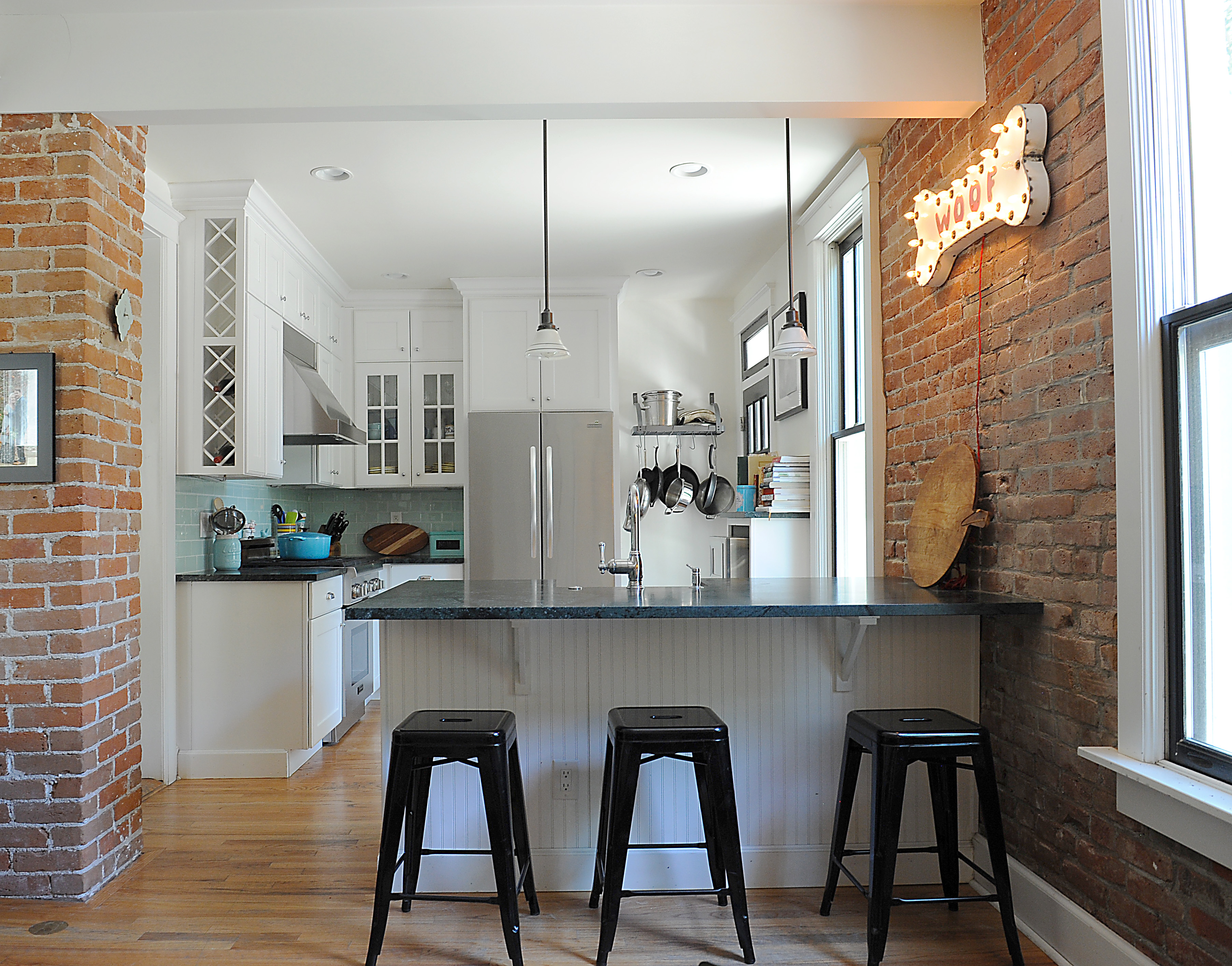 Urban Kitchen Remodel Colleen Covell Design